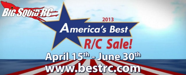 America's Best RC Sale 2013