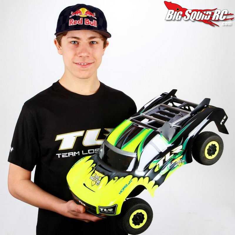 Mitchell DeJong Team Losi Racing TLR