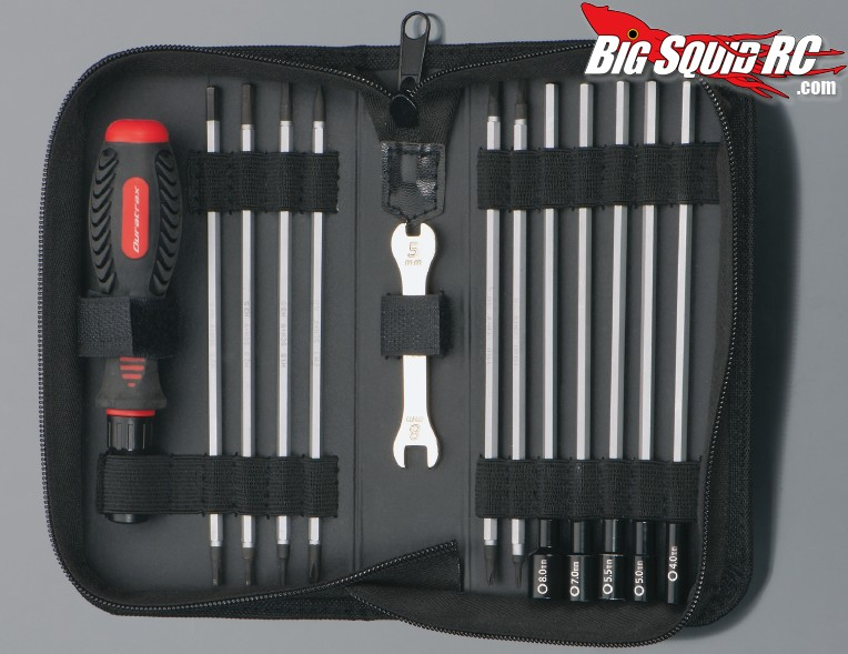 Duratrax Tool Set for Traxxas