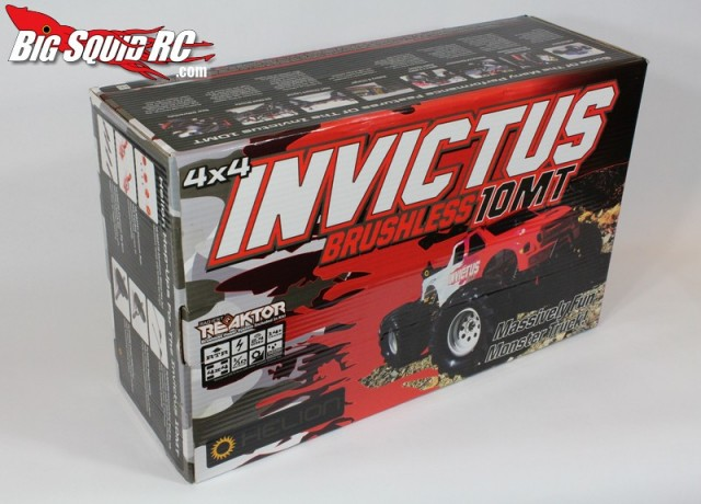 Helion Invictus Unboxing Pictures