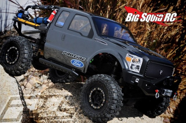 Pro-Line Ford Scaler Body