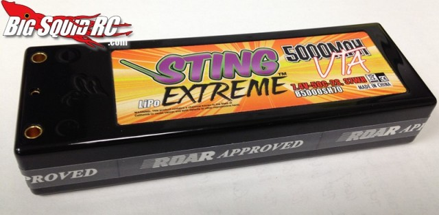 Trinity Sting Extreme VTA Lipo Race Pack
