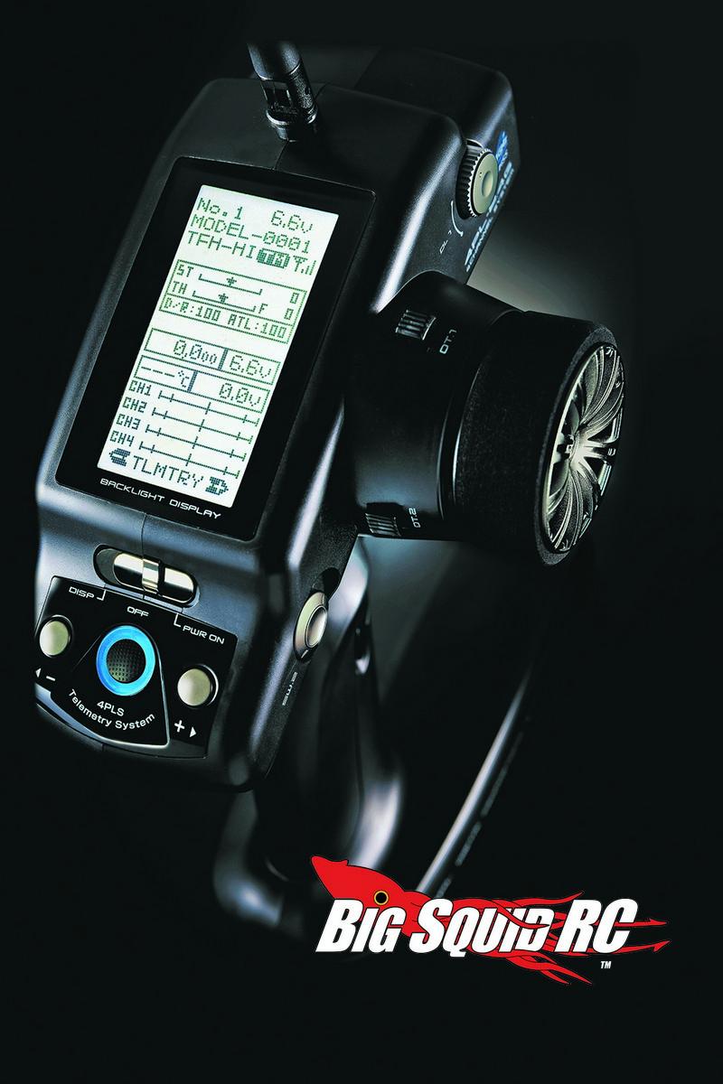 Futaba 4pls 4 Channel T Fhss Telemetry Radio System 171 Big