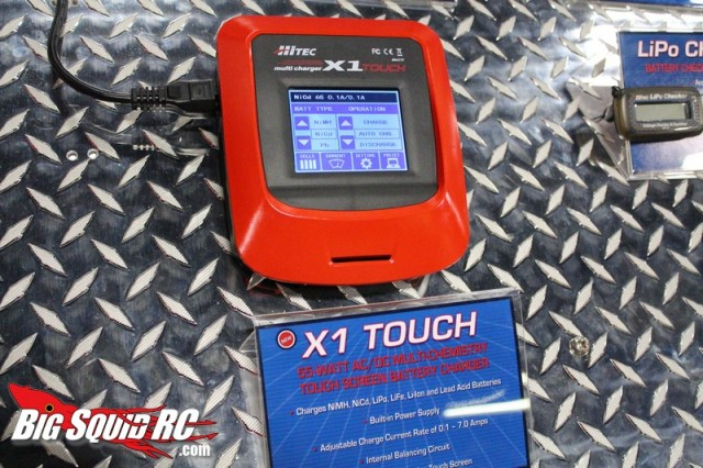 Hitec X1 Touch Battery Charger