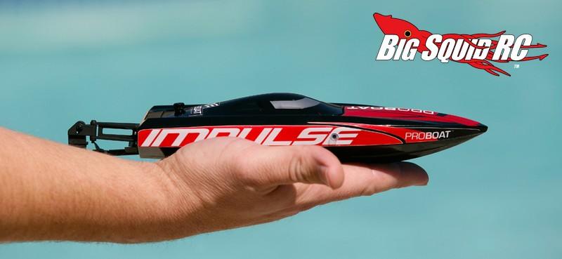 Pro Boat Impulse 9 Deep V Rtr 171 Big Squid Rc Rc Car And