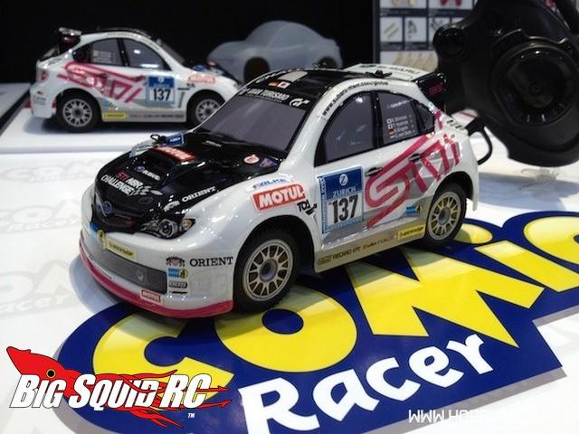 Kyosho Subaru WRX Comic Racer