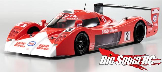 Kyosho Plazma LM Toyota TS020