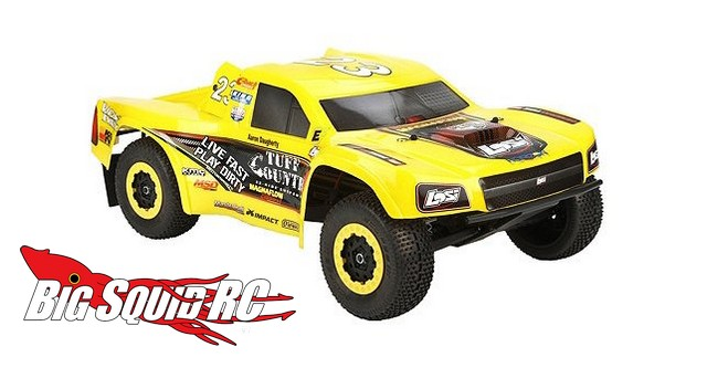 Losi Tough Country 1/10 XXX-SCT Brushless RTR