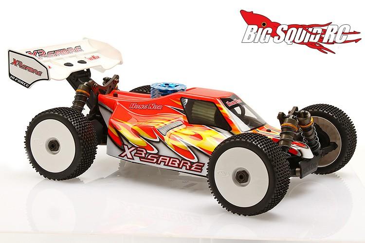 OFNA X3 Sabre Pro Kit Buggy