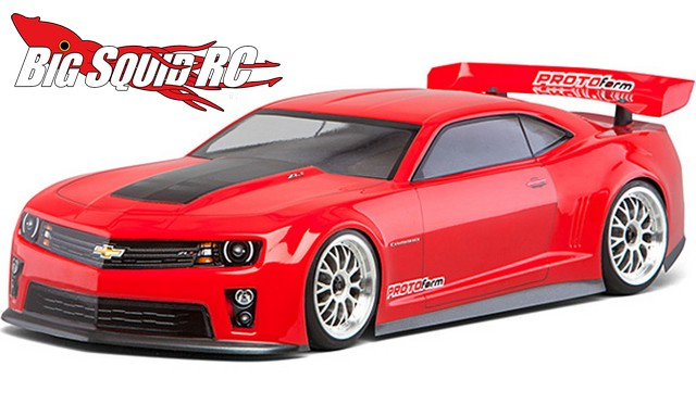 PROTOform Chevy Camaro ZL1 Body