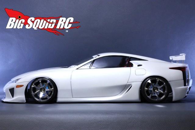 Pandora Rc Lexus Lfa 6