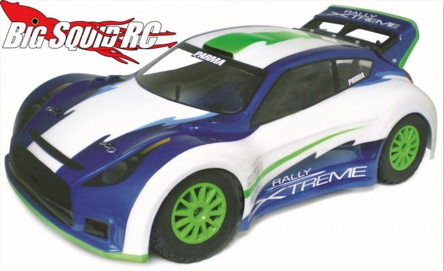 Parma Rally Xtreme Clear Body