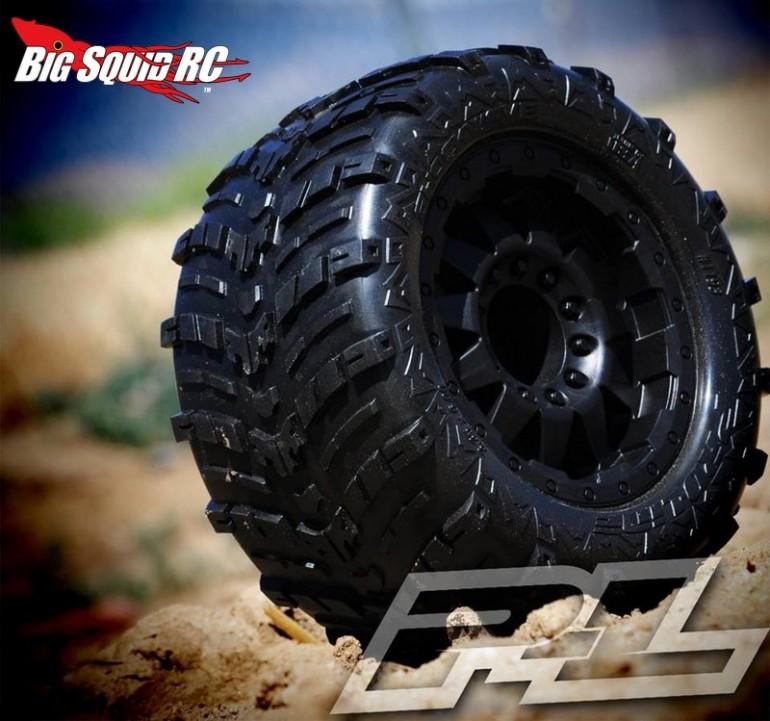 Pro-Line ShockWave Monster Truck Tires