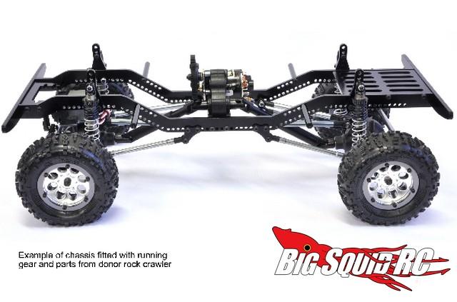 RadShapeRC T-Rail Scale Trail Chassis « Big Squid RC – RC Car and ...