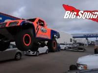 Robbie Gordon Stadium Super Trucks
