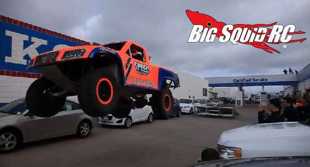 Robbie Gordon Stadium Super Trucks