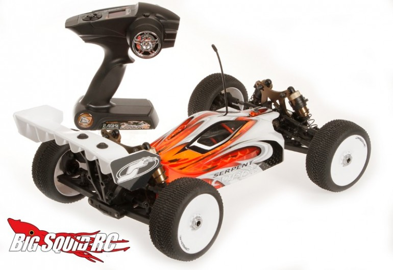 Serpent Cobra Buggy Be-RTR