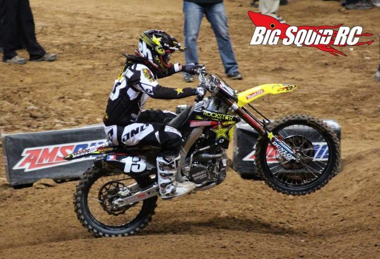 Horizon Hobby Sponsors Rockstar Engery Motocross Team