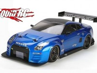 Vaterra 2012 Nissan GT-R GT3 1/10th RTR