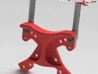 driven productions losi mini 8ight shock tower