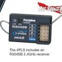 futaba 4PLS receiver R304SB