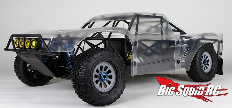 Losi 5ive-T Race Roller