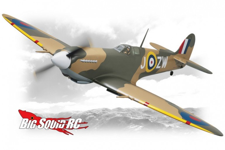 top flite giant scale spitfire