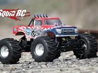 HobbyKing Basher Nitro Circus Monster Truck