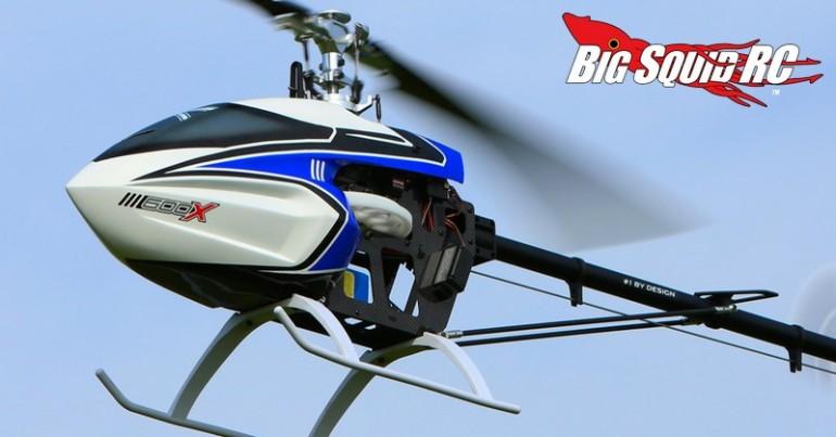 Blade 600 X Pro Series Kit