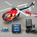 Blade Red Bull BO-105 CB 130 X BNF 2