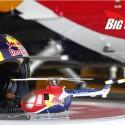 Blade Red Bull BO-105 CB 130 X BNF 4
