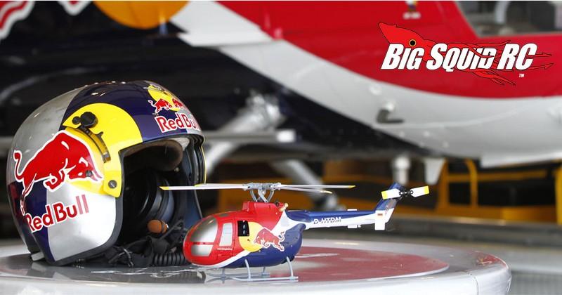 Blade Red Bull Bo 105 Cb 130 X Bnf 171 Big Squid Rc Rc Car