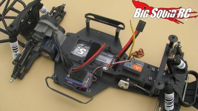 ChuckWorksRC Slice A-S Traxxas Slash Chassis