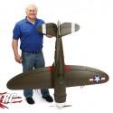 Hangar 9 P-47D-1 Thunderbolt 60 ARF 2