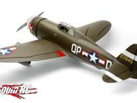 Hangar 9 P-47D-1 Thunderbolt 60 ARF
