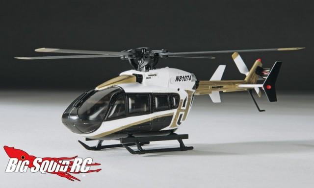 Heli-Max 1/43 Eurocopter EC145 Brushless 2.4GHz RTF