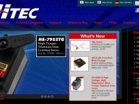New Website Hitec RCD
