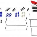 JConcepts Anti-Roll Bar Kit for Associated B4 T4 SC10