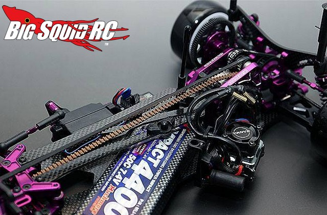 drift machine overdose vacula chassis kit big squid rc rc car  truck news reviews