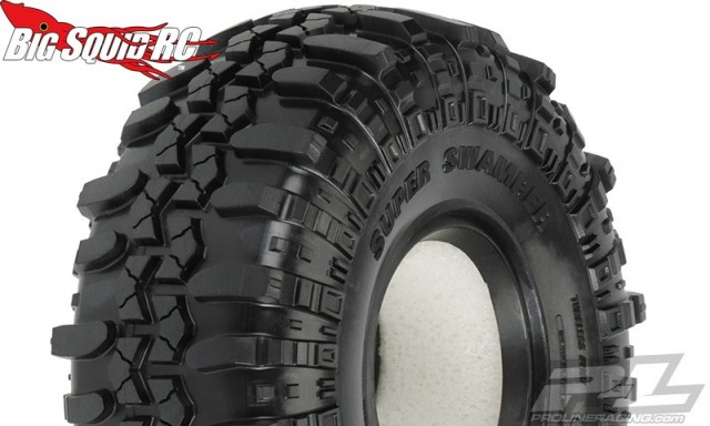 "Pro-Line Interco TSL SX Super Swamper XL 1.9"" G8 Rock Terrain Truck Tires"
