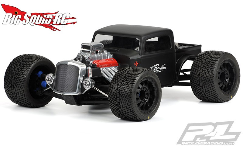 revo rc car with Pro Line Rat Rod Clear Body For Traxxas Revo 3 3 Summit E Revo And Monster Trucks on Traxxas Rc Cars Trucks 78098750 in addition Image 1958632 also Pro Line 1979 Ford F 150 Clear Body Ascender as well Watch further Traxxas 1 16 E Revo VXL 4WD Brushless Truck W TQ 24GHz Radio 1200mAh 6 Cell Battery.