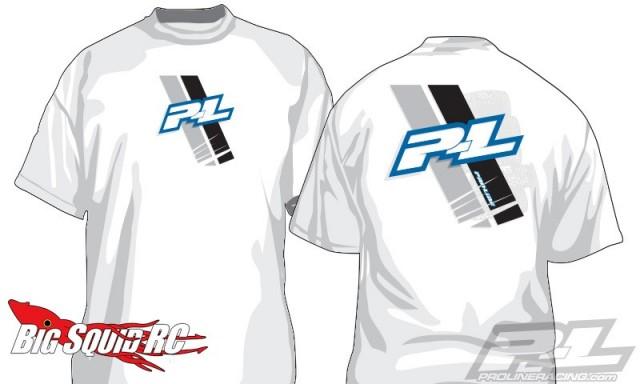 Pro-Line White Daytona T-Shirt