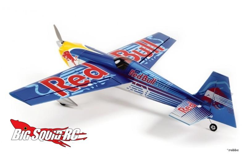 Robbe Red Bull Edge 540 ARF « Big Squid RC – RC Car and