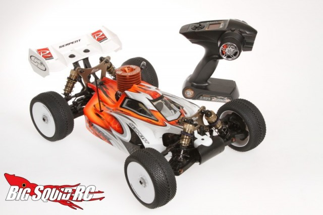 Serpent 1/8 Cobra Buggy Ready-to-race with Novarossi power