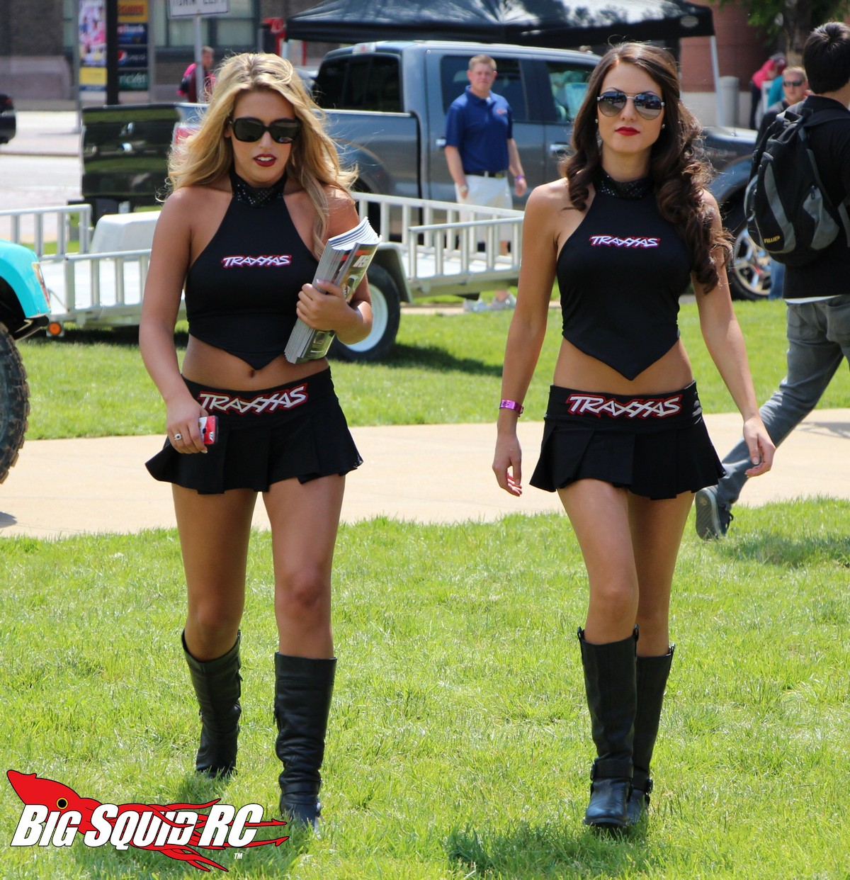Mercedes Benz Of St Louis >> The Pretty Ladies of the Stadium Super Truck Series « Big