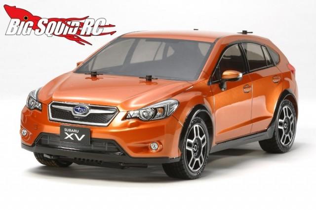 Tamiya Subaru XV Kit