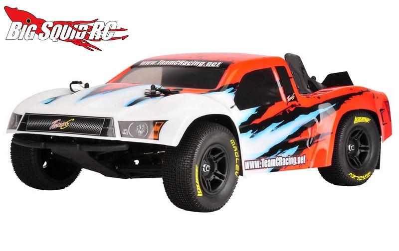 Team C Tm2sc 2wd Mid Motor Sct 171 Big Squid Rc Rc Car And