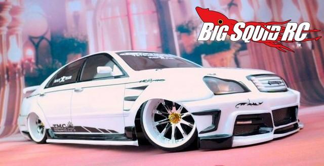 Team Tetsujin Toyota Majesta Body 3 171 Big Squid Rc Rc