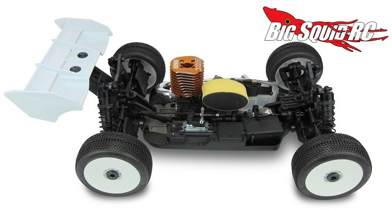 Tekno Rc Nb Th Nitro Buggy on Car Engine Parts