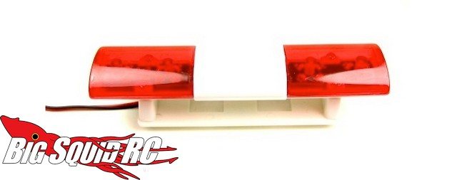 TheToyz Flashing Light Bar